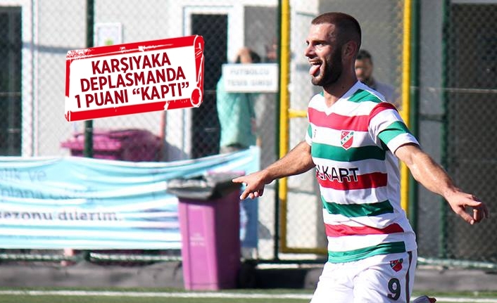 Alibeyköyspor 2 - 2 Karşıyaka