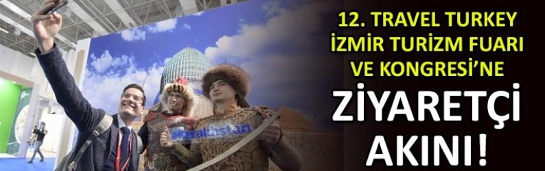 Travel Turkey İzmir'e ziyaretçi akını