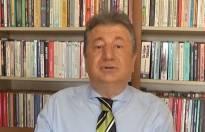 Gazeteci Önkibar'a yumruklu saldırı