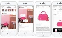 Instagram'da 'alışveriş' dönemi?