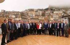 TTO'dan Mardin ziyareti