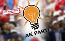 AK Parti İzmir'de koordinatörler belli oldu