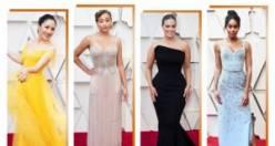 91. Oscar Ödül Töreni'nin kırmızı halısı