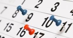 1 yılda bulunan özel günler ve haftalar
