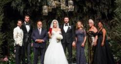 Bengü ve Selim Selimoğlu'nun düğününden kareler...