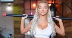 Lindsey Pelas'tan seksi pozlar