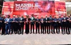 25. MARBLE İzmir Fuarı Açılış Töreni