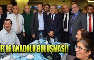 İzmir'de Anadolu Buluşması