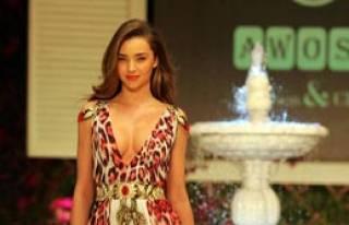 Miranda Antalya'yı Salladı