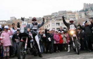 'Dakar Rallisi'ne Mardin'den Tanıtım