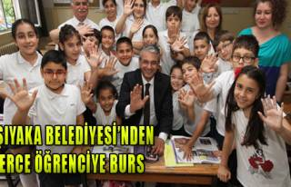 Karşıyaka Belediyesi'nden Yüzlerce Öğrenciye...