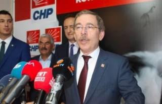 Abdüllatif Şener: Erdoğan bütün unvanlarını...