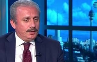 AK Partili Şentop'tan AYM açıklaması