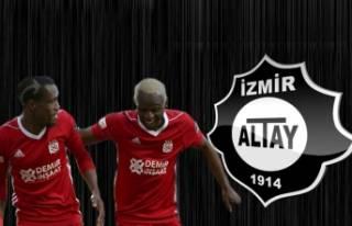 Altay'dan Sivasspor çıkarması