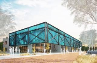 Büyükşehir'den Bornova'ya yeni havuz