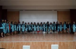 Ege Üniversitesi'nde mezuniyet heyecanı