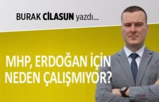 """""""MHP, Erdoğan için neden çalışmıyor?"""""""