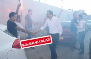 AK Partili Kaya'dan Göz-Göz'e müjde!