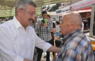 AK Partili Nasır: İzmir'in kaybedecek vakti...