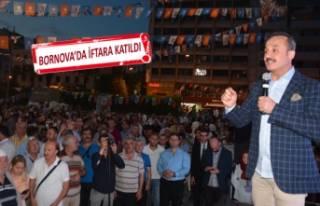 AK Partili Şengül: Yüreğimizi ortaya koyacağız!