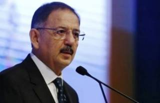 Bakan'dan imar barışı uyarısı: Dolandırılmayın
