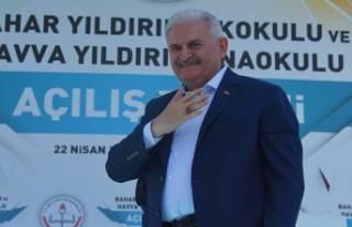Başbakan Yıldırım son hafta İzmir'de