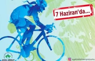 Bisiklet tutkunları Ege'de buluşacak