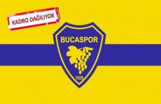 Bucaspor'da futbolcular birer birer ayrılıyor