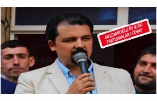 CHP Konak İlçe Başkanı'ndan açıklama