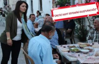 CHP Adayı Kılıç: O faizlerin tamamını sileceğiz!