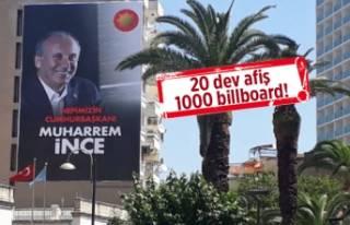 CHP İzmir'den 'İnce' çalışma!