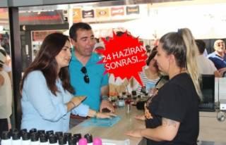 CHP'li aday Kılıç: Bizim derdimiz memleket