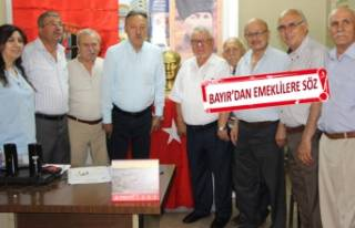 CHP'li Bayır: İktidarımızda emekliler haksızlığa...