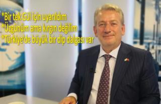 CHP'li Pekşen'den, Ben TV'de flaş...