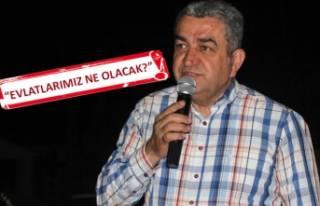 CHP'li Serter: Oy devşirmek için...