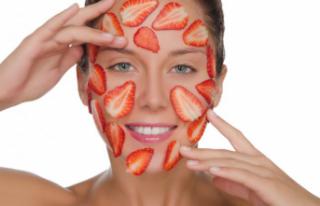 Çilek maskesi ile cildinizi taze tutun