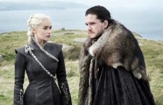 Emilia Clarke'tan Game of Thrones'a duygusal veda