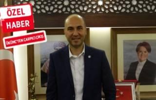"""İkinci tura Muharrem Bey kalırsa, Deniz Yücel'i..."