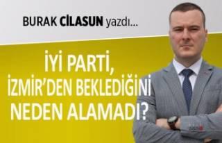 """""""İYİ Parti, İzmir'den beklediğini neden..."""