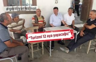 İYİ Partili Ulupınar'dan 'turizm' mesaisi