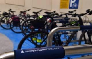 İzmir'de dev bisiklet hamlesi: Bisikleti tercih...