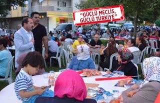 İzmir'de yaşayan Erzurumlulardan, Kırkpınar'a...