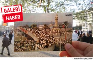 İzmir sokaklarını kentin geçmişiyle buluşturan...