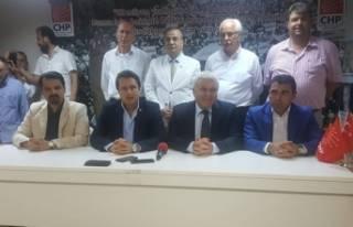 Özkan, CHP İzmir'i ziyaret etti: Size 3 şey...