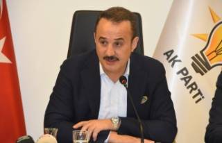 AK Partili Şengül'ün 'koku' tepkisi...