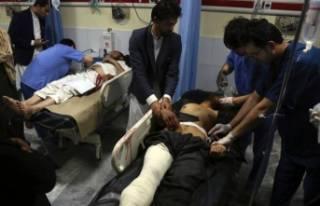 Afganistan'da kanlı seçim! Onlarca ölü!