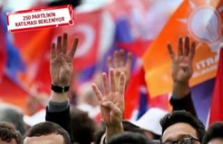 AK Parti İzmir'de kampa giriyor!