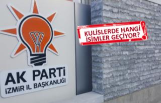 AK Parti'nin İzmir adayı kim olacak?