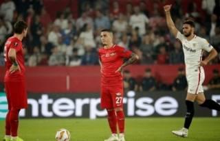 Akhisarspor, Sevilla'ya farklı kaybetti!