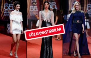 Antalya Uluslarası Film Festivali'nde kırmızı...